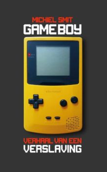 Omslag Gameboy - Michiel Smit