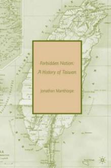 Omslag Forbidden Nation - Jonathan Manthorpe