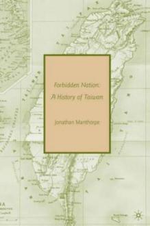 Omslag Forbidden Nation - Jonathan Manthorpe