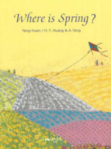Omslag Where Is Spring? - Yang-Huan
