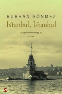 Omslag Istanbul, Istanbul - Burhan  Sönmez