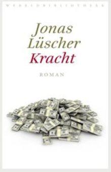 Omslag Kracht - Jonas Lüscher