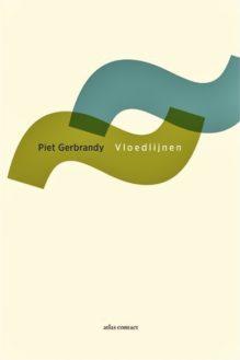 Omslag Vloedlijnen - Piet Gerbrandy