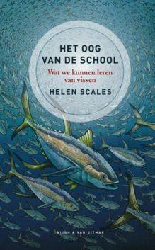 Omslag Het oog van de school - Helen Scales