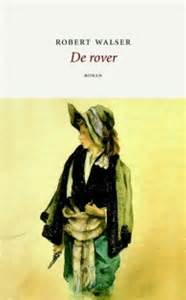Omslag De rover - Robert Walser