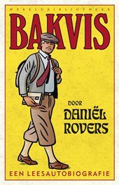 Omslag Bakvis - Daniël Rovers