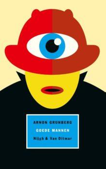 Omslag Goede mannen - Arnon Grunberg