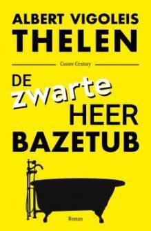 Omslag De zwarte heer Bazetub - Albert Vigoleis Thelen