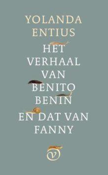 Omslag Het verhaal van Benito Benin en dat van Fanny - Yolanda Entius