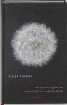 Omslag Altijd weer dit leven - Pieter Boskma
