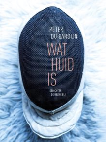 Omslag Wat huid is - Peter du Gardijn