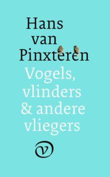 Omslag Vogels, vlinders en andere vliegers - Hans van Pinxteren