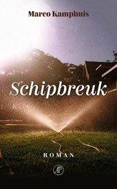 Omslag Schipbreuk - Marco Kamphuis