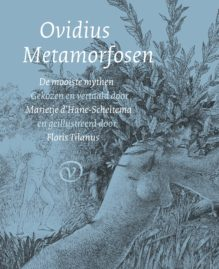 Omslag Metamorfosen - Ovidius
