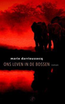 Omslag Ons leven in de bossen (2019) - Marie Darrieussecq