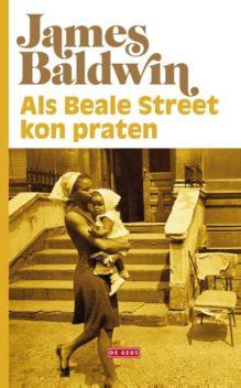 Omslag Als Beale Street kon praten - James Baldwin