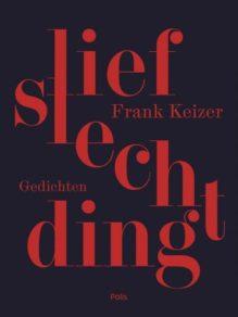 Omslag Lief slecht ding - Frank Keizer