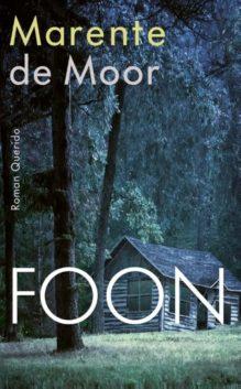 Omslag Foon - Marente de Moor