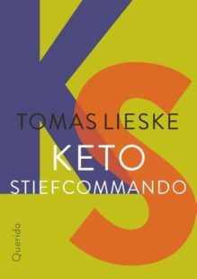 Omslag Keto Stiefcommando - Tomas Lieske