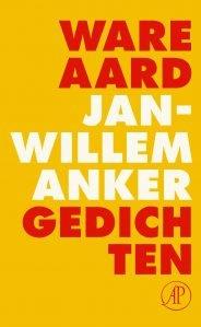 Omslag Ware aard gedichten - Jan-Willem Anker