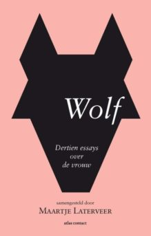 Omslag Wolf - Maartje Laterveer
