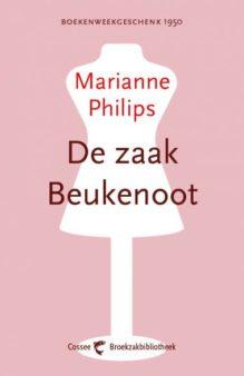 Omslag De zaak Beukenoot - Marianne Philips