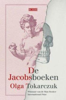 Omslag De Jacobsboeken - Olga Tokarczuk