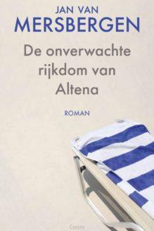 Omslag De onverwachte rijkdom van Altena - Jan van Mersbergen