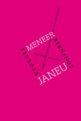 Omslag Meneer Janeu - Georges Bernanos