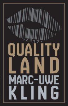 Omslag QualityLand - Marc-Uwe Kling