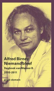 Omslag Niemand bleef - Alfred Birney
