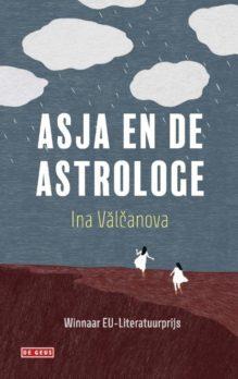 Omslag Asja en de astrologe - Ina Valcanova