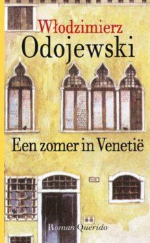 Omslag Een zomer in Venetië - Wlodzimierz Odojewski
