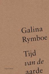 Omslag Tijd van de aarde - Galina Rymboe