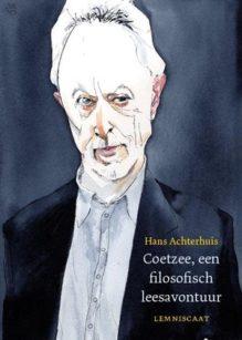 Omslag Coetzee, een filosofisch leesavontuur - Hans Achterhuis
