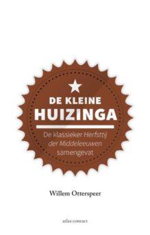 Omslag De kleine Huizinga - Willem Otterspeer