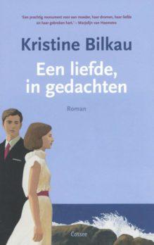 Omslag Een liefde, in gedachten - Kristine Bilkau