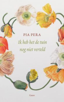 Omslag Ik heb het de tuin nog niet verteld - Pia Pera
