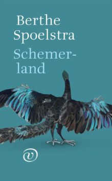 Omslag Schemerland - Berthe Spoelstra
