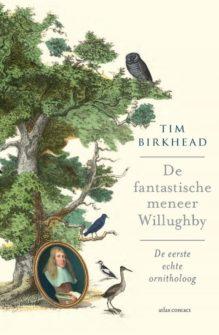 Omslag De fantastische meneer Willughby - Tim Birkhead