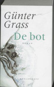 Omslag De bot - Günter Grass