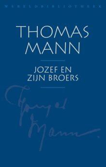 Omslag Jozef en zijn broers - Thomas  Mann