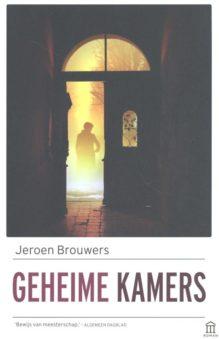 Omslag Geheime kamers - Jeroen Brouwers