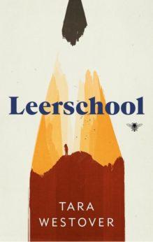 Omslag Leerschool - Tara Westover