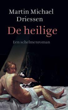 Omslag De heilige - Martin Michael Driessen