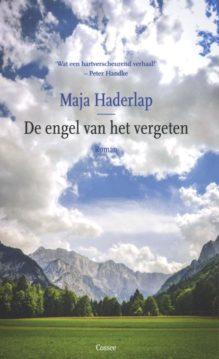 Omslag De engel van het vergeten - Maja Haderlap