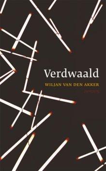 Omslag Verdwaald - Wiljan van den Akker