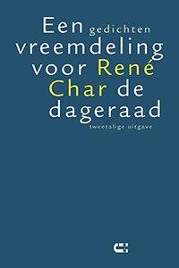 Omslag Een vreemdeling voor de dageraad - René Char