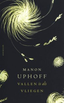 Omslag Vallen is als vliegen - Manon Uphoff