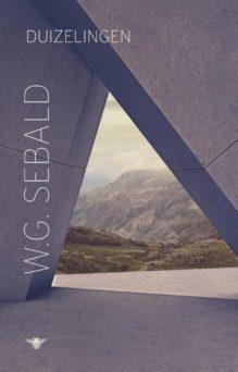 Omslag Duizelingen - W.G. Sebald